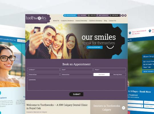 Dental Website Design Ideas to Boost Your Practice Page