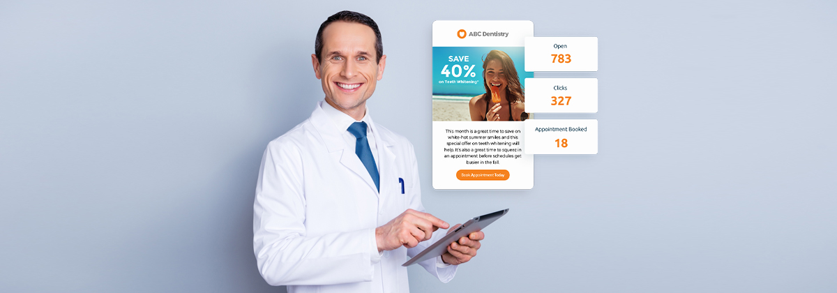How E-mail Marketing for Dentists Boosts Patient Numbers