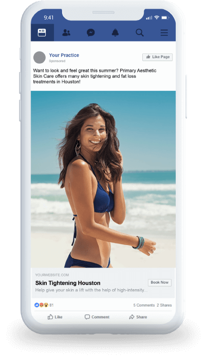 Marketing Your Medical Spa <br>with Social Media