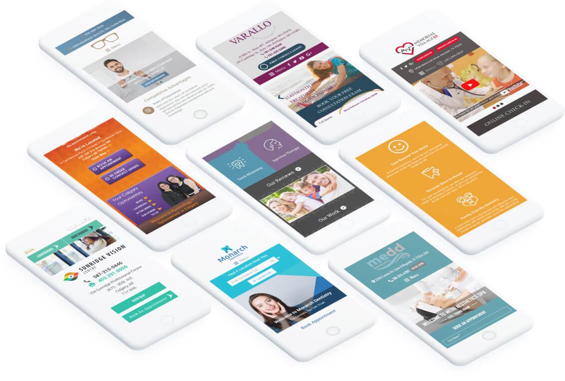 Adit Create a Dental Website Design that Fits My Dental Practice