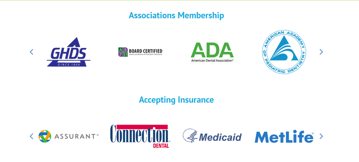 Prominently Display Your Credentials on Your Practice Page
